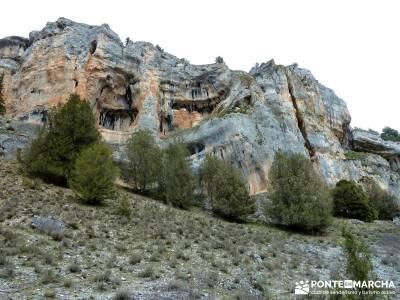 Integral Cañón Río Lobos; viaje senderismo; viajes de un dia desde madrid;rutas de montaña por m